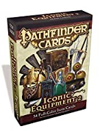 Iconic Equipment 2, Item Cards Deck (Pathfinder Adventure Card Game)