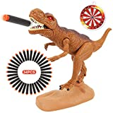 Best Dart Guns - Dinosaur Toys Foam Dart Gun Tyrannosaurus Rex Realistic Review