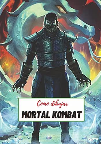 Como dibujar Mortal Kombat: Una guía práctica paso a paso