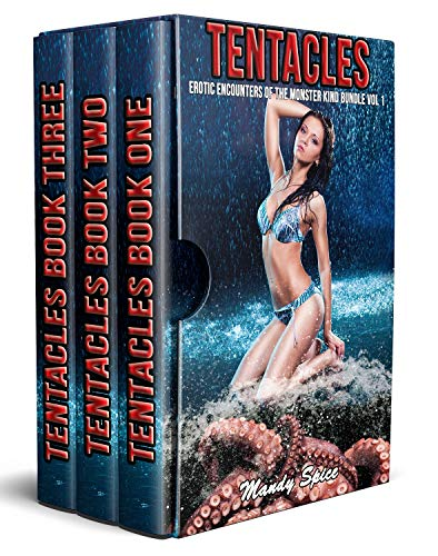 Tentacles: A Tentacle Alien Romance (Erotic Encounters of the Monster Kind Bundle Book 1) (English Edition)