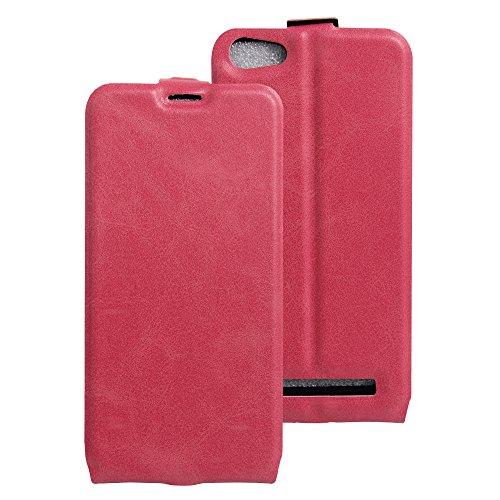 Litao-Case CN Hülle für DOOGEE Y200 hülle Flip Leder + TPU Silikon Fixierh Schutzhülle Case 1