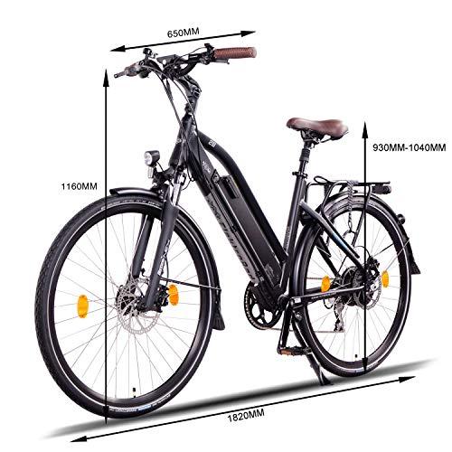 E-Trekking Bike NCM Milano Plus Bild 3*