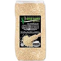 Guillermo Arroz Blanco Redondo Marisma de Doñana para paellas y risottos 100% Natural 1000gr