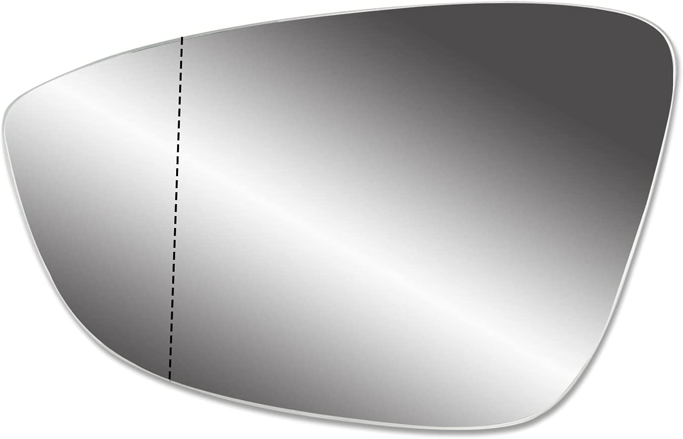 2021 TIKSCIENCE Driver Side Heated Mirror Limited Special Price Glass Fit Volkswagen V for