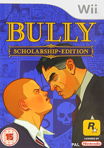 Bully: Scholarship Edition (Wii) [import anglais]