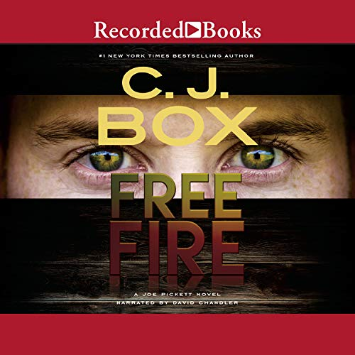 Free Fire audiobook cover art