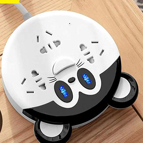 Fslt stekkerdoos, USB stopcontact Home Improvement wandvoeding Wallpad ADA Tian WiFi socket USB stekker stopcontact Desktop Socket_250Volt_0.8m_CN_3