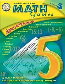 Math Games, Grade 5