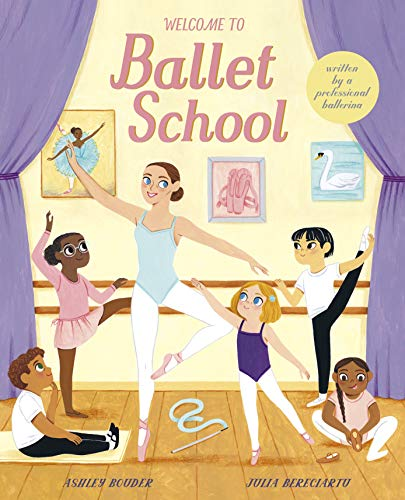 Welcome to Ballet School (English Edition)