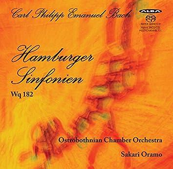 C.P.E. Bach: Hamburger Sinfonien, Wq 182
