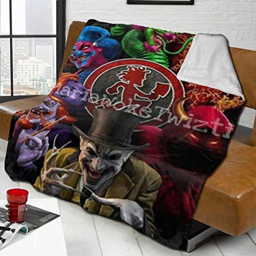 yantaiyu Throw Blanket Ins-Ane Clo-Wn Po-SSE Members Micro Fleece Blanket 153X127Cm Sofá Manta De Cumpleaños Manta De Franela Regalo Hogar Colorido Anime Ultra Suave Cómodo Dormitorio Navi