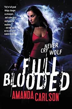 Full Blooded by Amanda Carlson science fiction and fantasy book and audiobook reviews