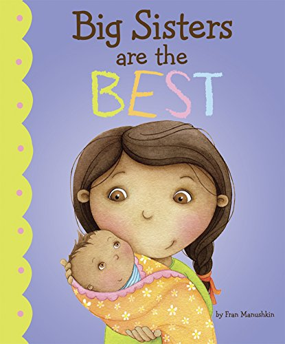 Big Sisters Are the Best (Fiction Picture Books) (English Edition)