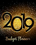 Budget Planner 2019: Daily Weekly & Monthly Calendar Expense Tracker Organizer For Budget Planner And Financial Planner Workbook ( Bill ... Design (Budget Book Monthly Bill Organizer)