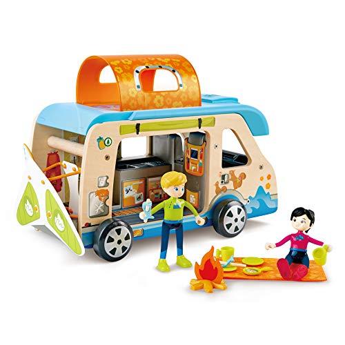 Hape E3407 - Abenteuer-Van