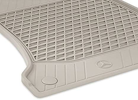 Element EXP.ELEMENT3452B10 Tailored Custom Fit Rubber Boot Liner Protector Mat-Mercedes E-Class Saloon 2016 Black V W213