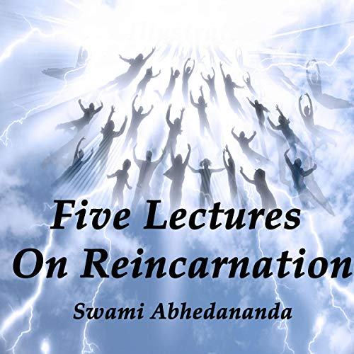 Five Lectures on Reincarnation  By  cover art