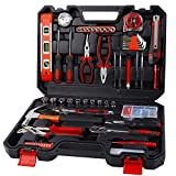 Best Home Tool Kits - Hausse Home Household Tool Kit, 118 Pcs General Review