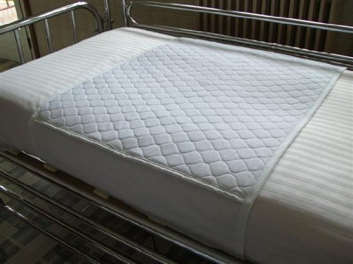 Travesero empapador impermeable para la cama , Máxima absorción , con 5 capas , ideal para la incontinencia urinaria , 70 x 90 cm