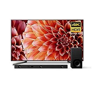 Sony XBR75X900F 75-inch LED Television with HTZ9F Dolby Atmos Soundbar (B07F3P9LMX)   Amazon price tracker / tracking, Amazon price history charts, Amazon price watches, Amazon price drop alerts