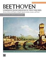 Alfred 00-25863 Sonatas- Volume 1 - Music Book