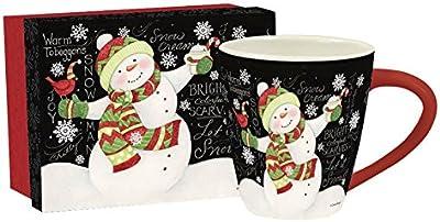 Lang Let It Snow Cafe Mug by Susan Winget (2121043)