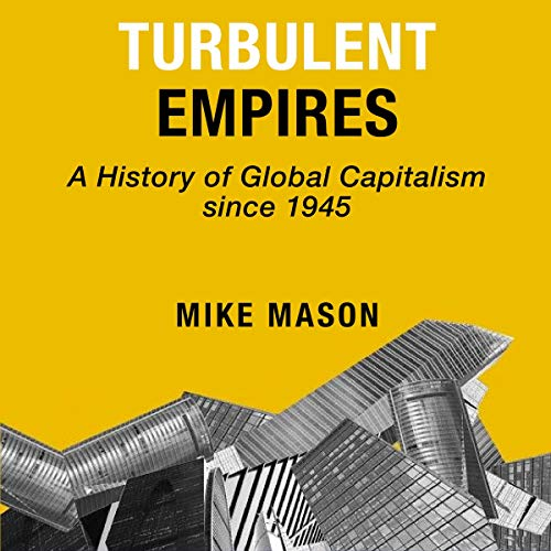 Turbulent Empires audiobook cover art