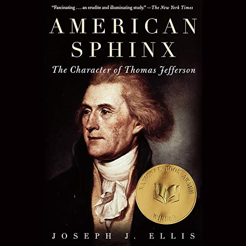 『American Sphinx』のカバーアート