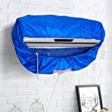 GOODTY Air Conditioner Waterproof Cleaning Cover,DIY Dust Washing Clean Protector Bag for 2P-3P Air Conditioner