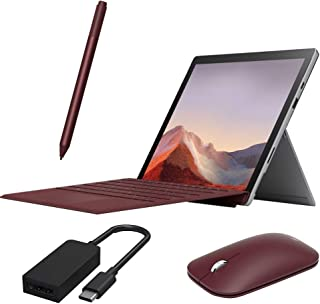 Microsoft Surface Pro 7 2 in 1 Touchscreen Tablet 12.3