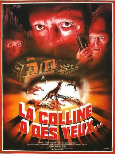 Colinas tienen ojos cartel 03A3caja impresión de Lienzo