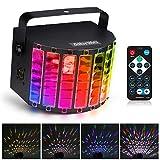 Albrillo LED Bühnenbeleuchtung - LED PAR Party Disco Licht