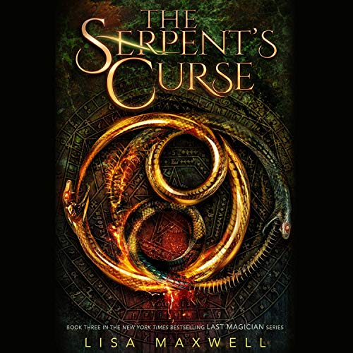 The Serpent's Curse  By  cover art