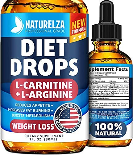 Weight Loss Drops - Made in USA - B…