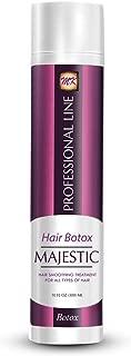 Majestic Hair Botox 300ml (10oz) - Formaldehyde Free