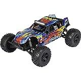 Reely Stagger Brushed 1:10 Coche eléctrico Buggy 4WD 100% RtR 2,4 GHz incluye batería, cargador y baterías Telec