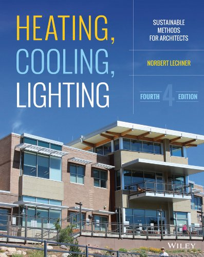 Price comparison product image Heating,  Cooling,  Lighting: Sustainable Design Methods for Architects