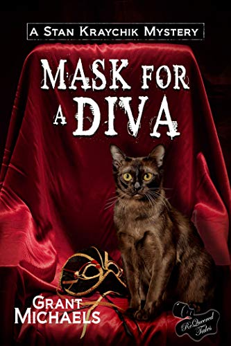 Mask for a Diva (Stan Kraychik Mystery Book 4)