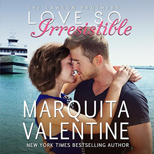Love So Irresistible audiobook cover art