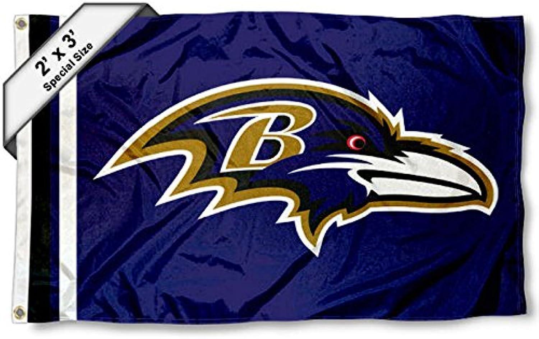 Wincraft Baltimore Ravens 2x3 Feet Flag