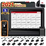 LAUNCH X431 V+ 4.0 Bi-Directional Scanner Diagnostic Tool Full System Scan Tool Key Programming ECU Coding 31+ Service Functions Oil Reset ABS Bleeding 2 Years Free Update TPMS Activation Tool as Gift