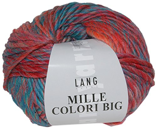 Lang Yarns Mille Colori Big 29, Petra