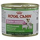 Royal Canin Dog Food Starter Mousse 12 x 195 g