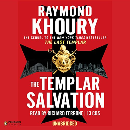 The Templar Salvation cover art