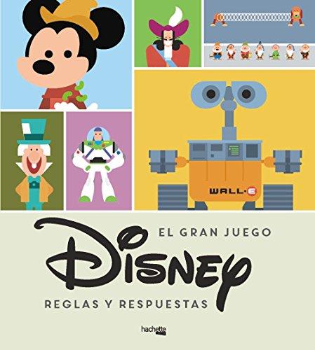 El gran juego Disney (Hachette Heroes - Disney - Especializados)