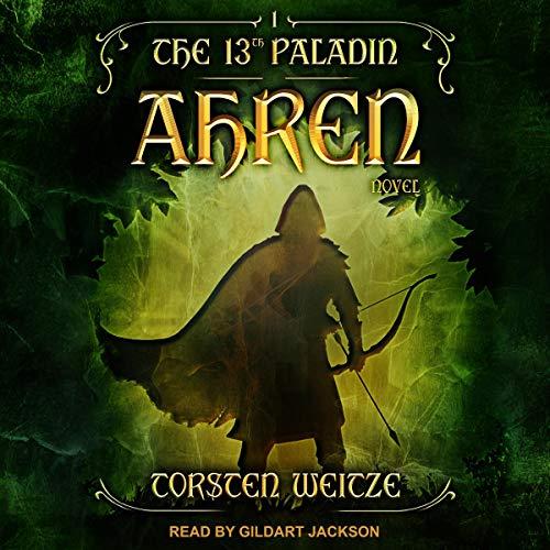 Ahren cover art
