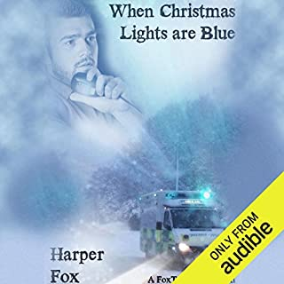 When Christmas Lights Are Blue cover art