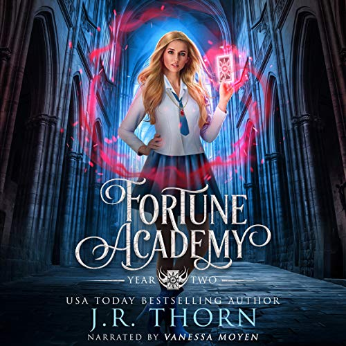 Fortune Academy: Year Two audiobook cover art