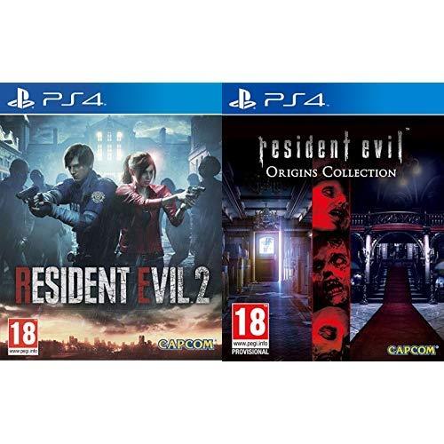 Resident Evil 2 - Edición Estándar & Evil Origins Collection