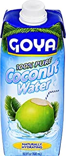 goya coconut water ingredients